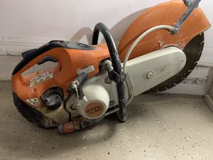 Stihl TS420 Saw / Motociera for Sale in Plantation, FL