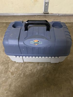 Large fishing box for Sale in Sterling, VA