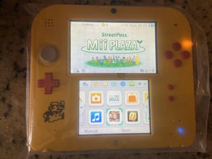 Nintendo 2DS Mario maker edition, plus 6 games. for Sale in Kissimmee, FL