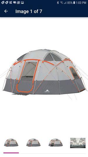 Ozark Trail 16 x 16 Sphere Camping Tent, Sleeps 12 for Sale in Phoenix, AZ