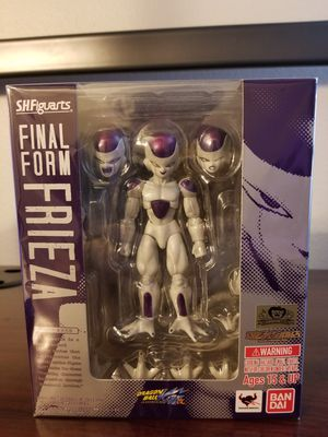 SH figuarts OG Frieza Brand New and mint for Sale in Fullerton, CA