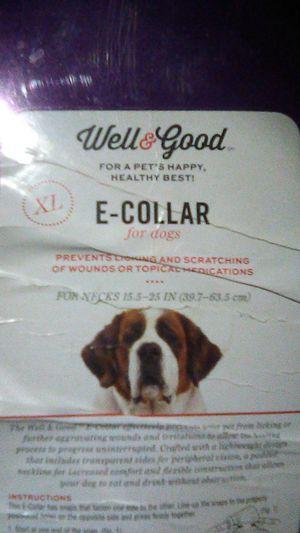 XL Dog Cone / E-Collar for Sale in Fresno, CA