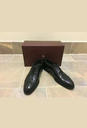 To Boot New York Hudson Men's black formal Cap toe shoes for Sale in Auburn, WA