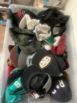 Lots of hats direct message me for for detail for Sale in Soledad, CA