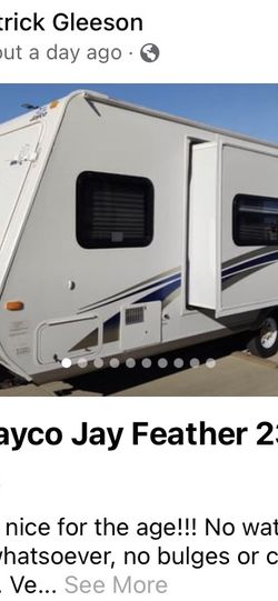 2010 Jayco, Jayfeather Eagle 23B $10,000 OBO for Sale in Palos Park,  IL