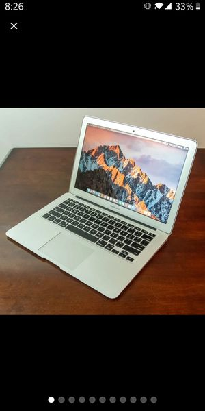 "Macbook air 2015 13"" i5 256gb ssd 8gb ram mint condition brand new battery for Sale in Lewisville, TX"