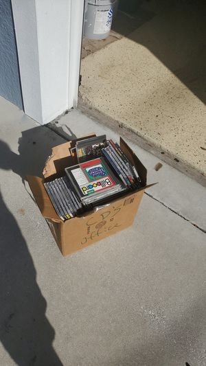 100+ cds, various artists, christmas tunes for Sale in Bradenton, FL