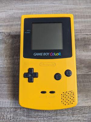 Nintendo Gameboy Color ( read info below) for Sale in Fontana, CA