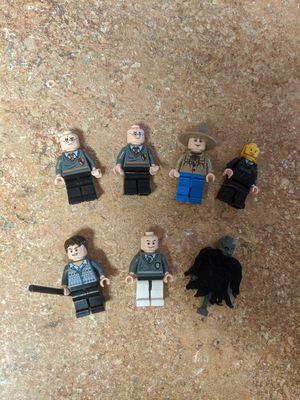 Harry Potter Lego Figures for Sale in Bradenton, FL