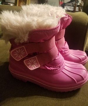 Girls snow boots for Sale in Riverbank, CA