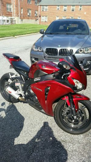 2008 Honda cbr1000 for Sale in Middle River, MD