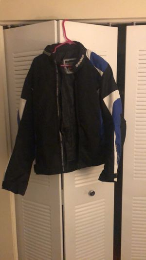 New Sedici Federico Motorcycle Jacket for Sale in Tampa, FL