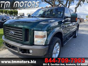2009 Ford Super Duty F-350 SRW FX4 for Sale in Anaheim, CA