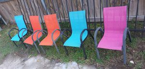 5 KIDS CHAIRS $25 for Sale in Fort Worth, TX