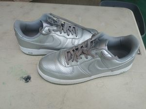 Nike Air Force 1 07 LV8 men's Shoe size (12) for Sale in Fort Meade, FL