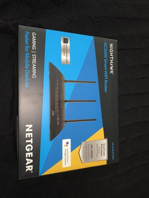 Nighthawk Gaming Router for Sale in Avondale, AZ