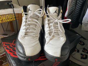 """Air Jordan 12 Retro """"Taxi"""" for Sale in Bell, CA"""