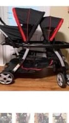 Double Stroller for Sale in Oklahoma City,  OK