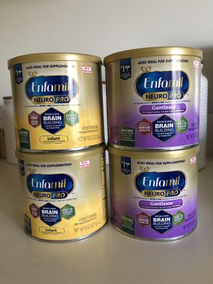 Enfamil Baby Formula for Sale in Wyomissing, PA