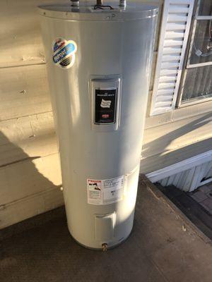 $160!$ FIRM! Electric water heater- boiler electrico (50 gal!) for Sale in Phoenix, AZ