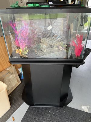 Fish tank/stand for sale for Sale in FL, US