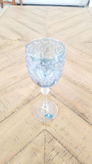 Rare Cristalleria Fumo Wine Glass for Sale in GLMN HOT SPGS, CA