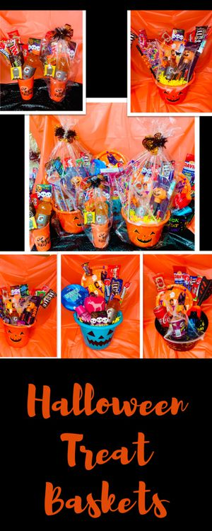 🎃Halloween Gift Spooky baskets for All!🎃 for Sale in Chandler, AZ