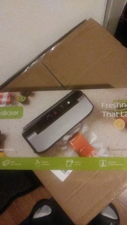Vacuum sealer for Sale in Long Creek,  IL
