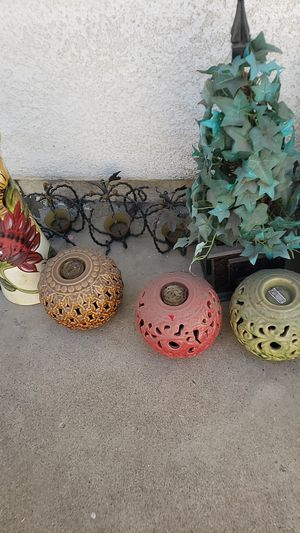 Candle holders for Sale in Chula Vista, CA