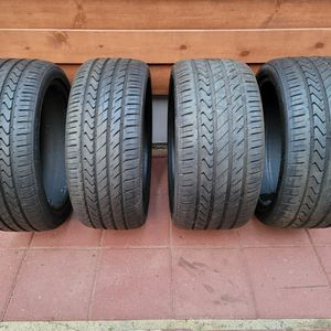 Lexani Tires Set 80% Life 285/35R/20 & 245/40/20 for Sale in Los Angeles, CA