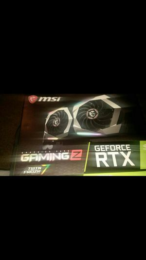 RTX 2060 6GB for Sale in Henderson, NV