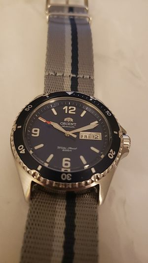 Orient Mako II Automatic Diving Watch for Sale in Frederick, MD