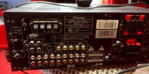 Pioneer amplirefier receiver surround sound for Sale in Mount Vernon, NY