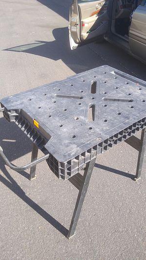 DeWalt saw table for Sale in San Diego, CA