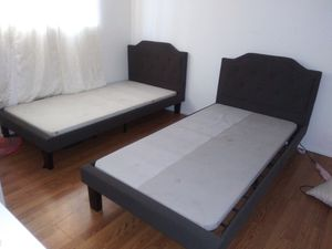 Free twin beds for Sale in Baldwin Park, CA
