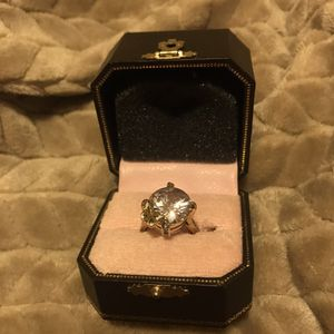 juicy couture butterfly ring for Sale in Anchorage, AK