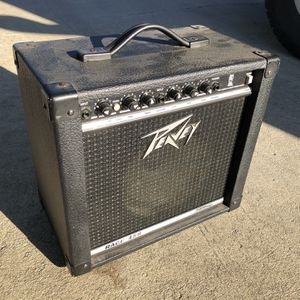 Peavey Rage 158 Guitar Amp for Sale in Norco, CA