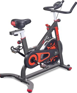 Exercise Bike Indoor Cycling Bicycle Stationary Bikes Cardio Workout Machine Upright Bike Belt Drive Home Gym for Sale in Alta Loma, CA
