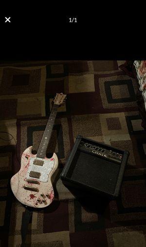 Electric guitar for Sale in San Jose, CA