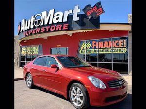 2005 INFINITI G35 Sedan for Sale in Chandler, AZ