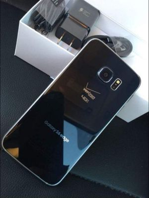 """Samsung Galaxy S6 Edge 32GB ,,Factory UNLOCKED Excellent CONDITION """"aS liKE nEW"""" for Sale in Springfield, VA"""