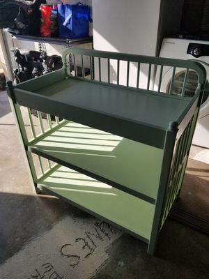 Light Green Changing Table for Sale in San Leandro, CA