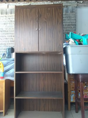 Two wooden shelves for Sale in Plano, TX