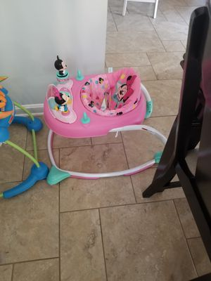 Minnie mouse walker(NEGOTIABLE) for Sale in Frederick, MD