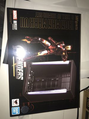 S.H.Figuarts SHF Iron Man Mark 7 With HOA for Sale in Monterey Park, CA