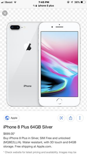 IPHONE 8PLUS TRADE?! for Sale in Indian Rocks Beach, FL