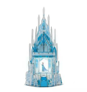 Frozen lights up 3 d puzzle game toy brand new for Sale in Miami, FL