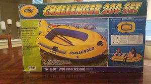 """""""New"""" Inflatable Boat Never Used for Sale in Temecula, CA"""