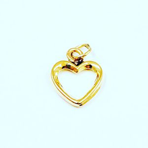 10k gold heart charm for Sale in West Hartford, CT