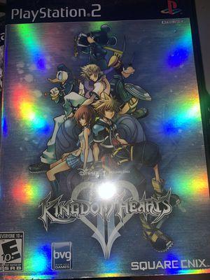 Kingdom Hearts ps2 game for Sale in Corona, CA